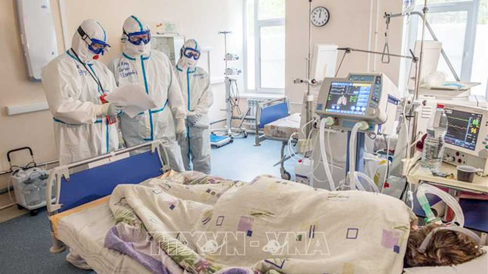 Nga cấp phép cho loại thuốc đầu tiên chống virus SARS-CoV-2 'hứa hẹn nhất thế giới'